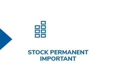 Stock permanent important (+ de 2000 articles)