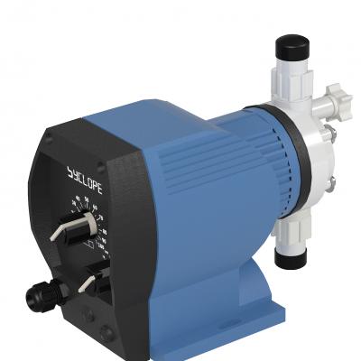 Ecoplus pompe doseuse électromagnétique 1 et 4 l/h