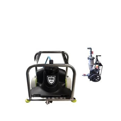 Robot électrique autonome HEXAGONE Dark Cleaner spécial Bac Tampon #1
