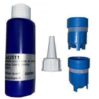 Gel électrolytique - Membranes - Réactifs liquides