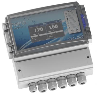 Régulation                                                                       SYCLOPE Tere'O Touch XL Connectée #2