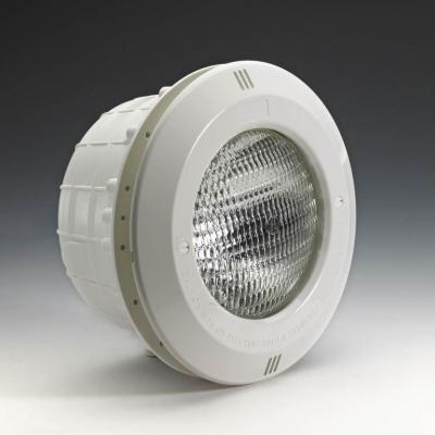 Projecteur complet ABS  blanc Astral piscine béton - modèle verrou 1/4 de tour - 45040