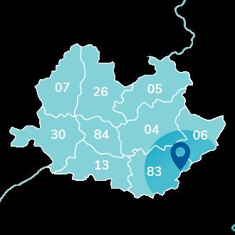 Services et Interventions                           PACA et CÔTE D'AZUR