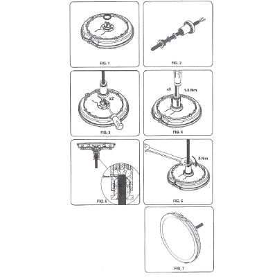 Optique complète adaptable Astral LumiPlus FlexiNiche #4