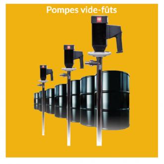 Pompes vide-fûts - Pompes de transfert