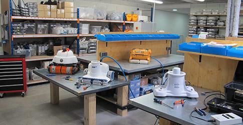 Ateliers robots