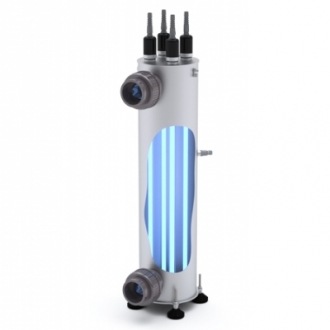 Déchloramination BIO-UV                  basse pression - gamme UV HO