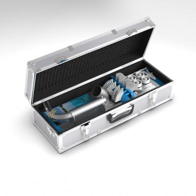 Balai aspirateur manuel TWIST PRO 3 en 1  largeur 55cm