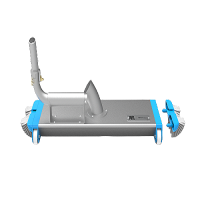 Balai aspirateur manuel TWIST PRO 3 en 1  largeur 55cm #5