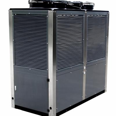 Pompe à chaleur POOLEX  Megaline FI 1000    100/135 kW - Tri #1