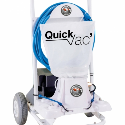 Balais aspirateurs HEXAGONE Quick Vac'