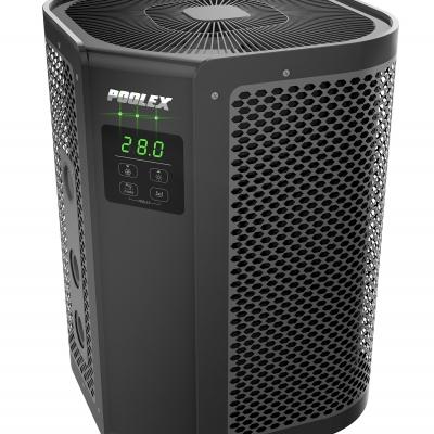 Pompe à chaleur POOLEX  Vertigo FI 240      24,2/32,6 kW - Tri