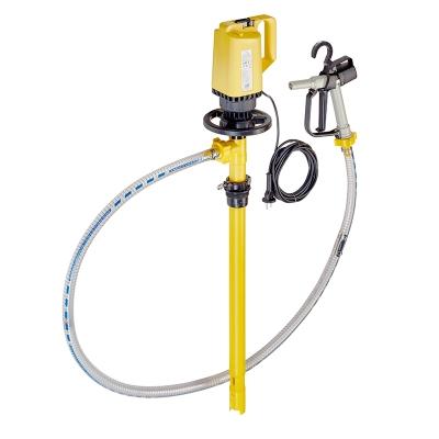 Pompe vide-fûts motorisée pour acides LUTZ  MI 4 #1