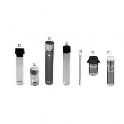 Accessoires Photomètres d'analyse